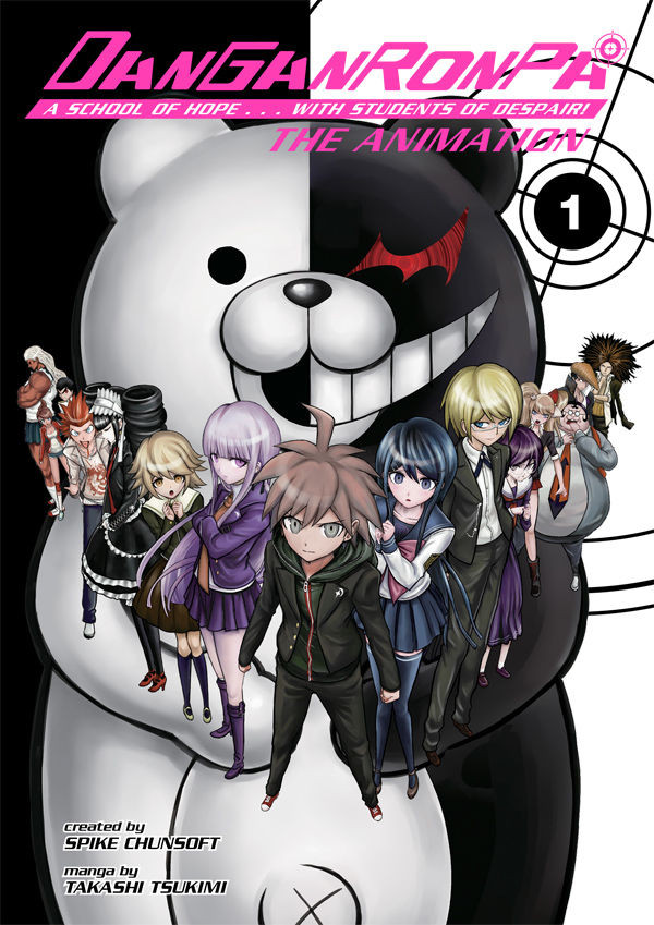 Watch Series Danganronpa The Animation Season 1