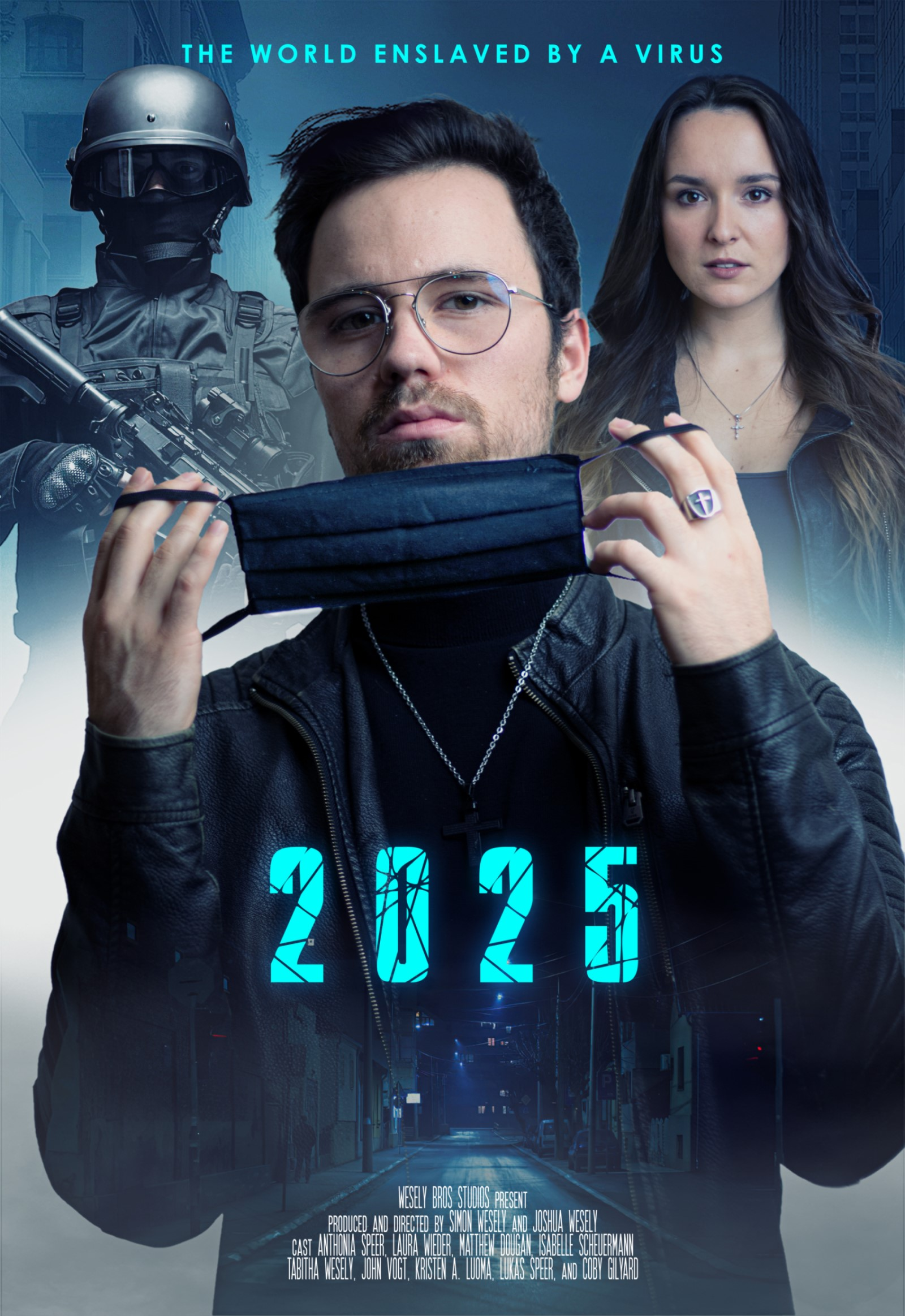 Watch Movie 2025 - The World enslaved by a Virus