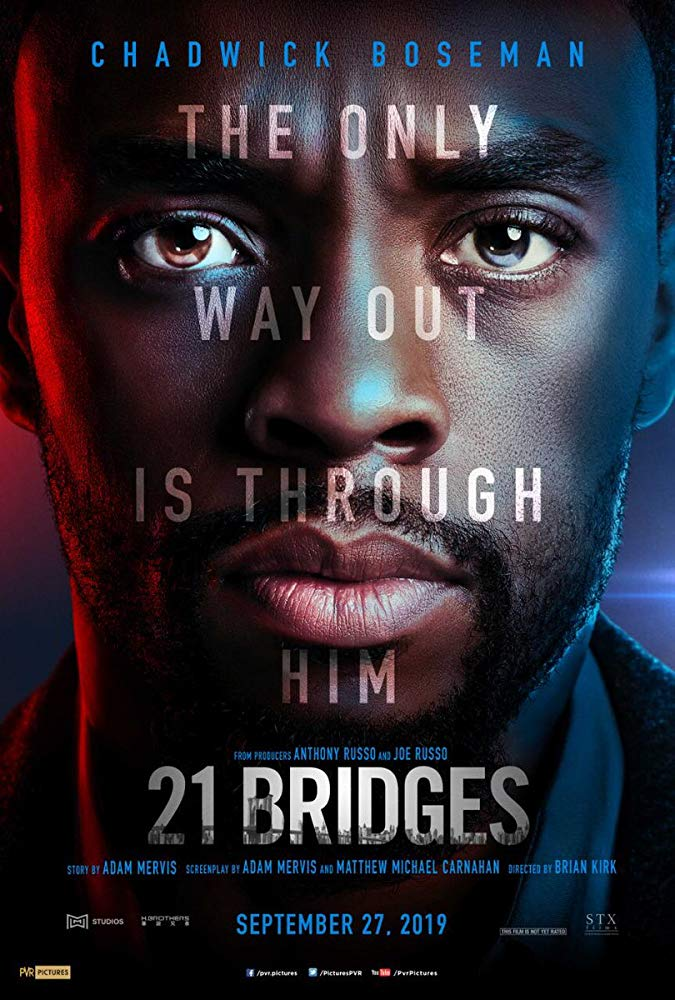 Watch full hd for free Movie 21 Bridges