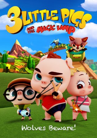 Watch 3 Little Pigs and the Magic Lamp
