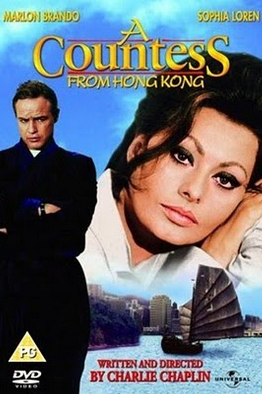 A Countess from Hong Kong | newmovies