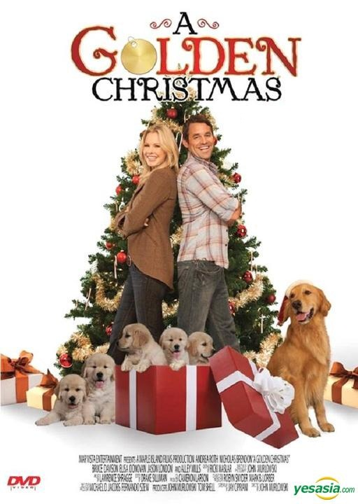 Watch Movie A Golden Christmas