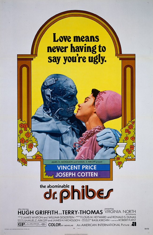 Watch Abominable Dr Phibes