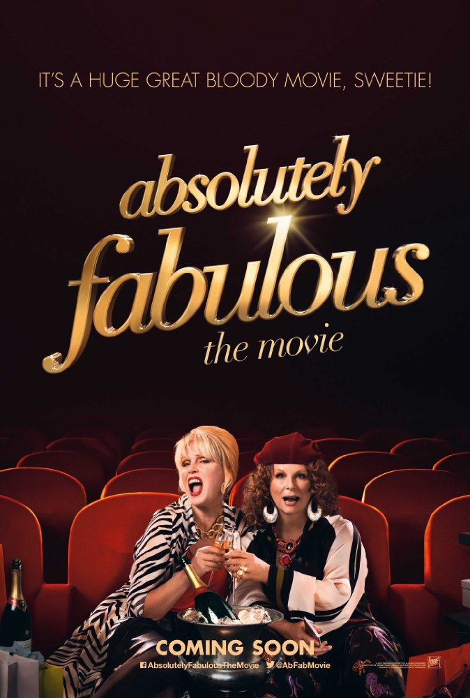 Absolutely Fabulous The Movie movietime title=