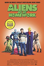 Watch Free HD Movie Aliens Ate My Homework