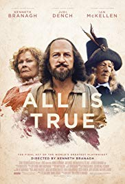 All Is True movietime title=