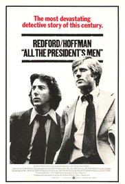 All the Presidents Men movietime title=
