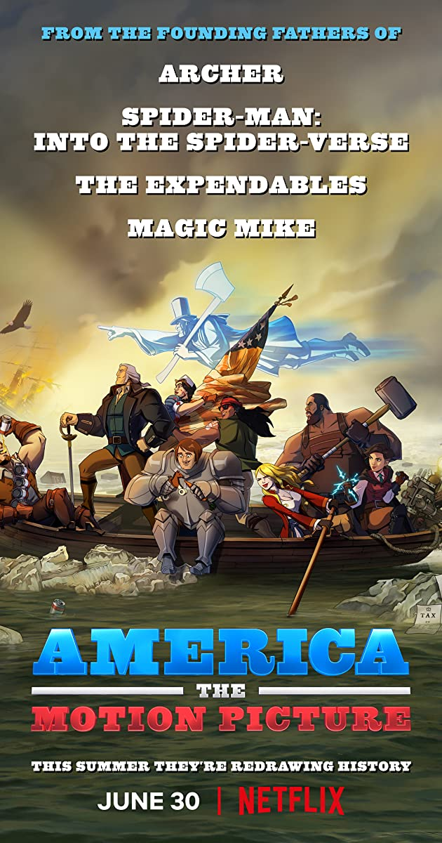 Watch Movie America The Motion Picture