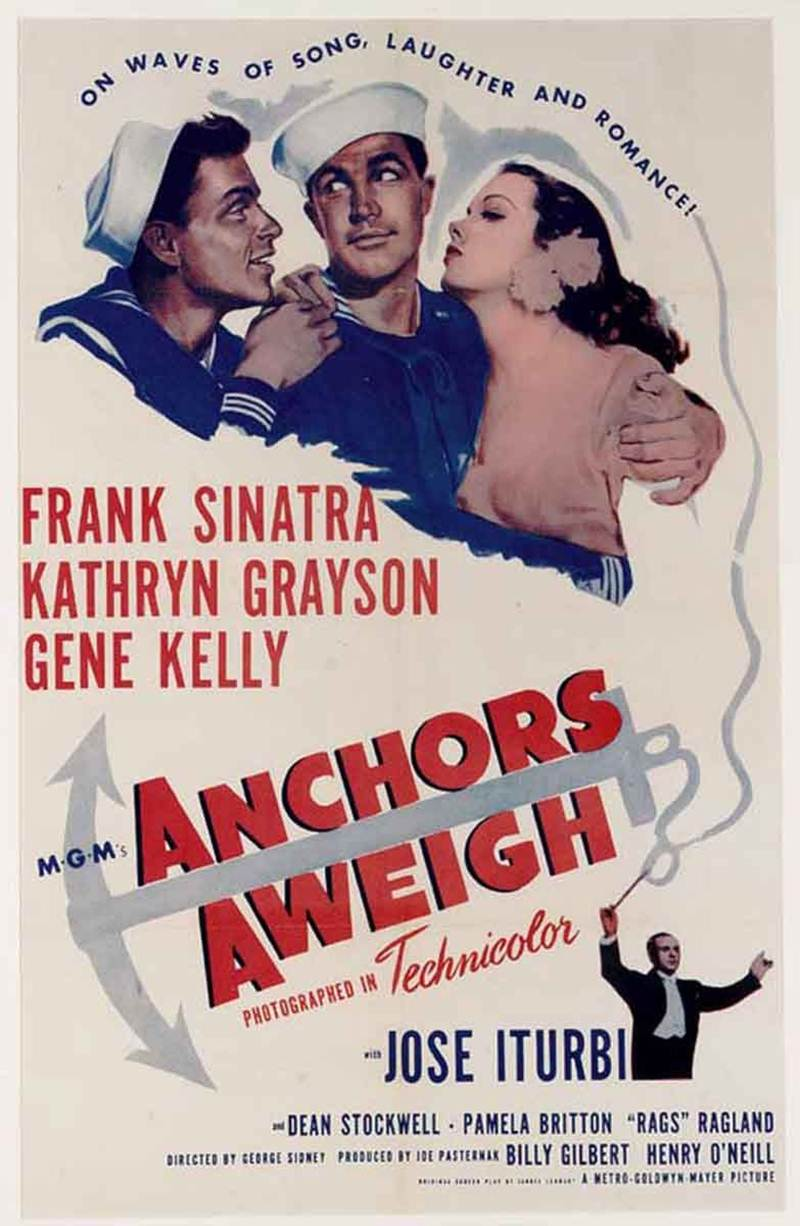 Watch Movie Anchors Aweigh