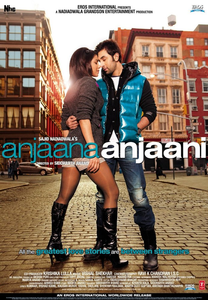 Watch Movie Anjaana Anjaani