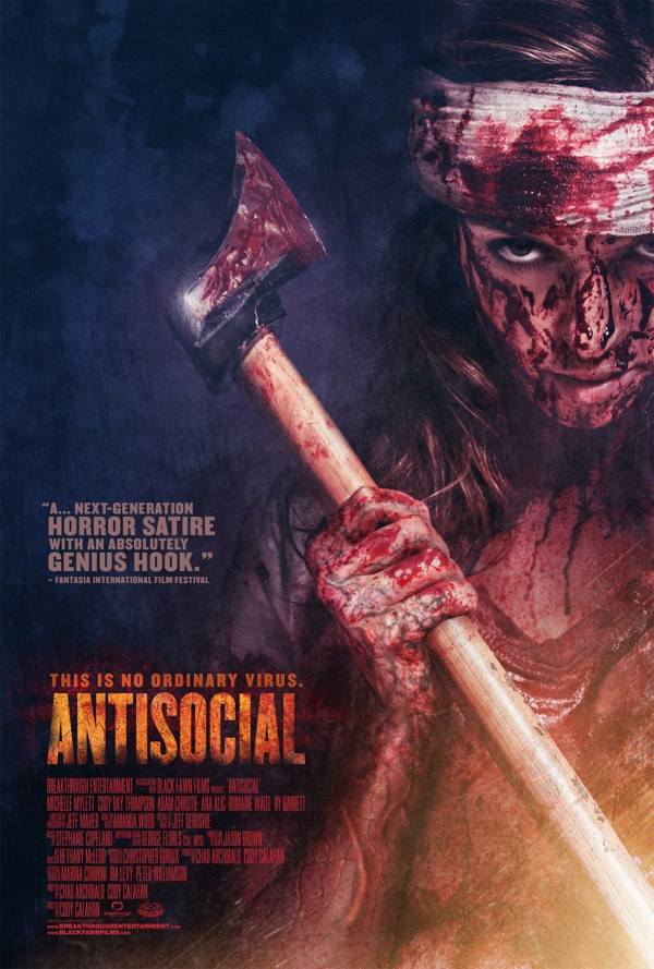 Watch Movie Antisocial