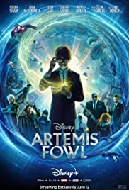 Artemis Fowl streaming full movie with english subtitles