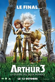 Watch Arthur 3 The War of the Two Worlds