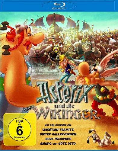 Watch Movie Asterix and the Vikings