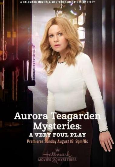 Watch Movie Aurora Teagarden Mysteries A Very Foul Play