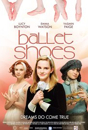 Watch Ballet Shoes online