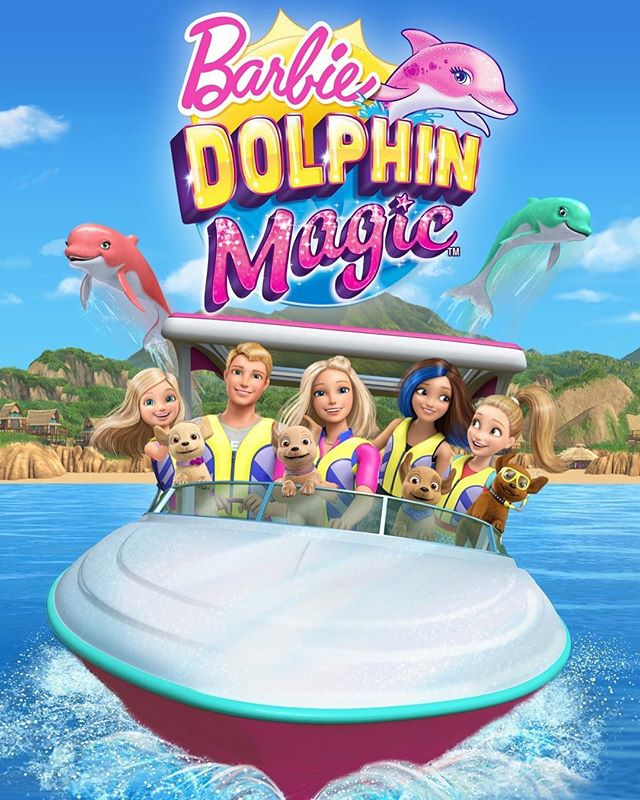Watch Free HD Movie Barbie Dolphin Magic