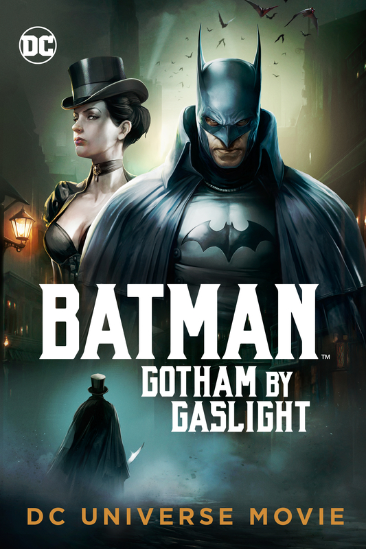 Watch Movie Batman Gotham by Gaslight