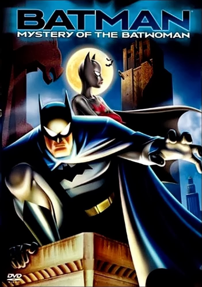 Watch Movie Batman Mystery of the Batwoman