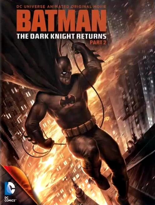 Batman The Dark Knight Returns Part 2 streaming full movie with english subtitles