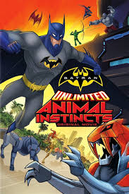 Watch Movie Batman Unlimited Animal Instincts