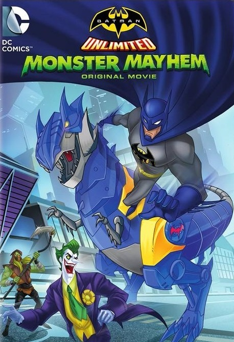 Watch Batman Unlimited: Monster Mayhem online