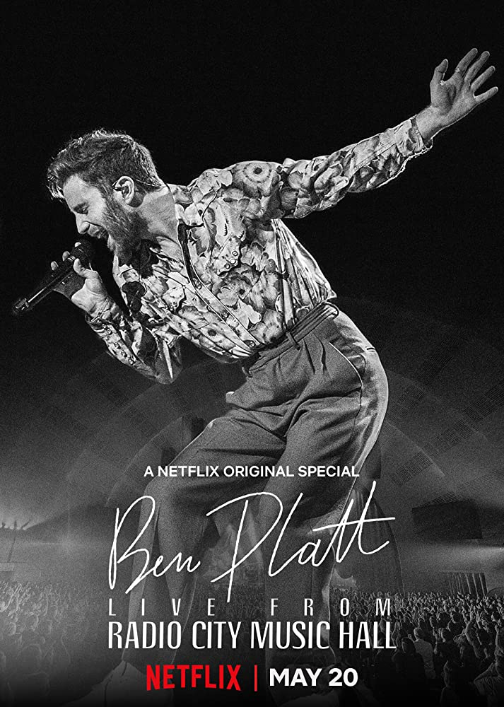 Ben Platt Live from Radio City Music Hall streaming full movie with english subtitles
