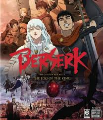 Watch Berserk The Golden Age Arc I - The Egg Of The King
