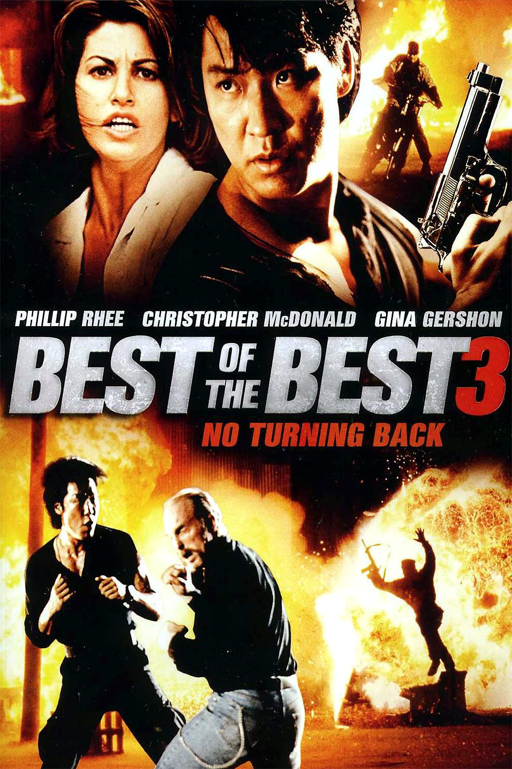 Watch Movie Best of the Best 3 No Turning Back