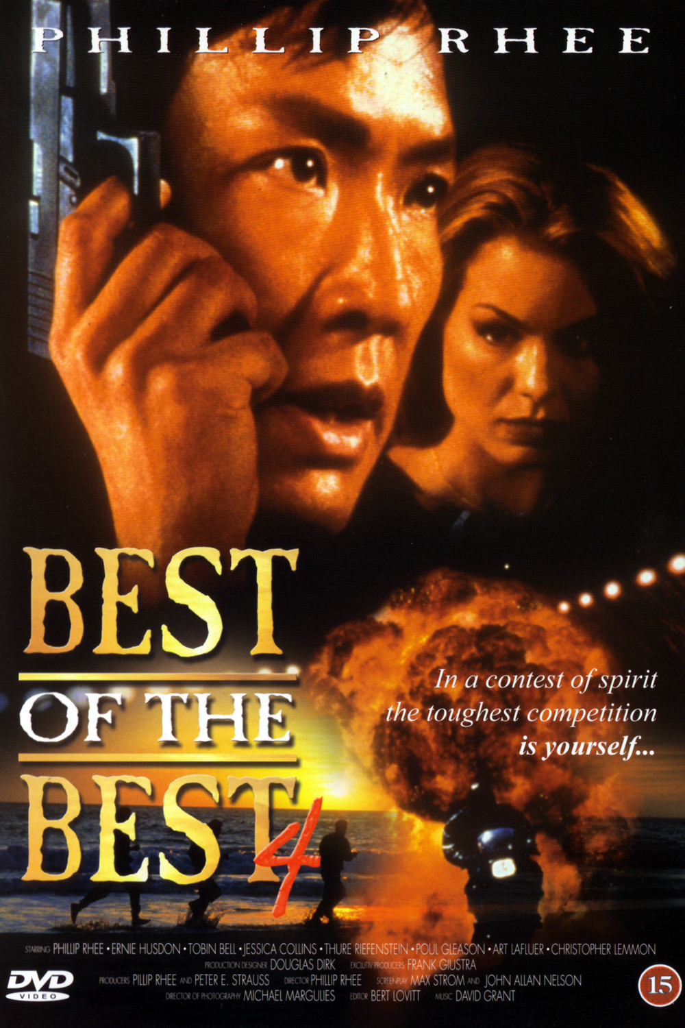 Watch Movie Best of the Best 4 Without Warning