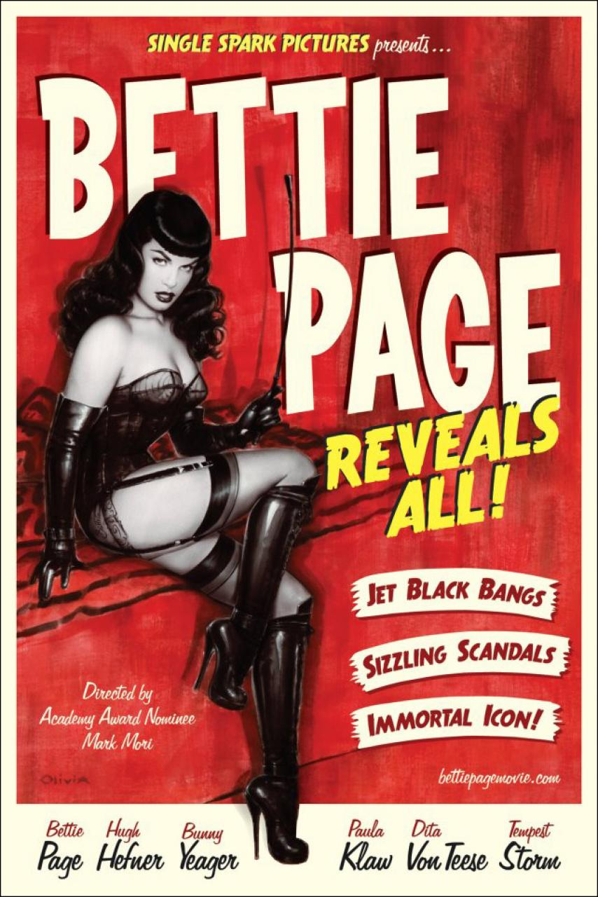 Watch Movie Bettie Page Reveals All