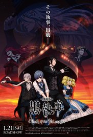 Watch Movie Black Butler Book of the Atlantic