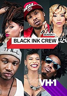 Black Ink Crew - Season 3 movietime title=