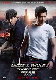 Black & White The Dawn Of Justice movietime title=