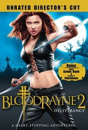 BloodRayne 2 Deliverance Movie HD watch