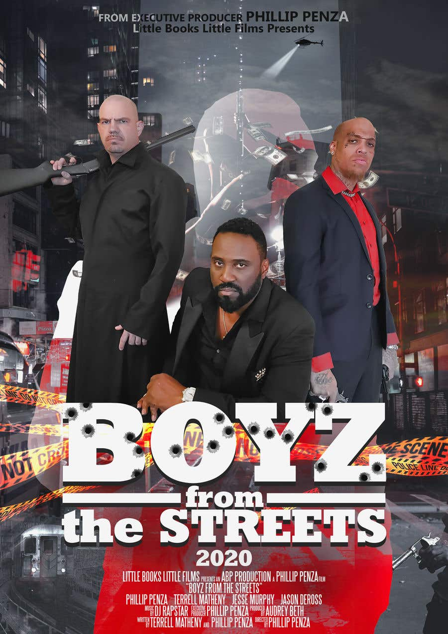 Watch Movie Boyz from the Streets 2020