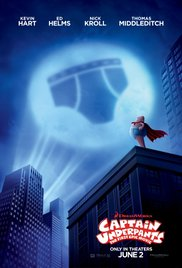 Captain Underpants The First Epic Movie | newmovies