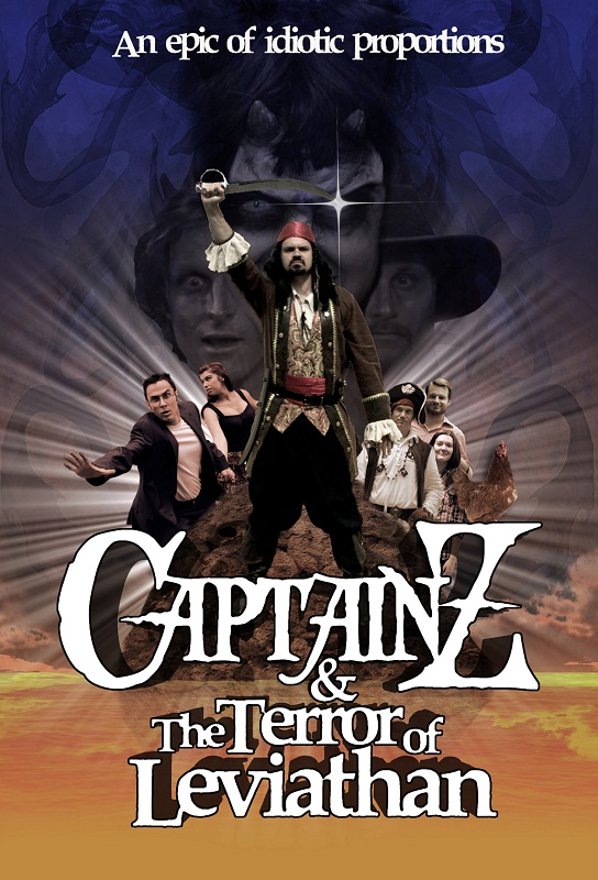 Captain Z and the Terror of Leviathan openload watch