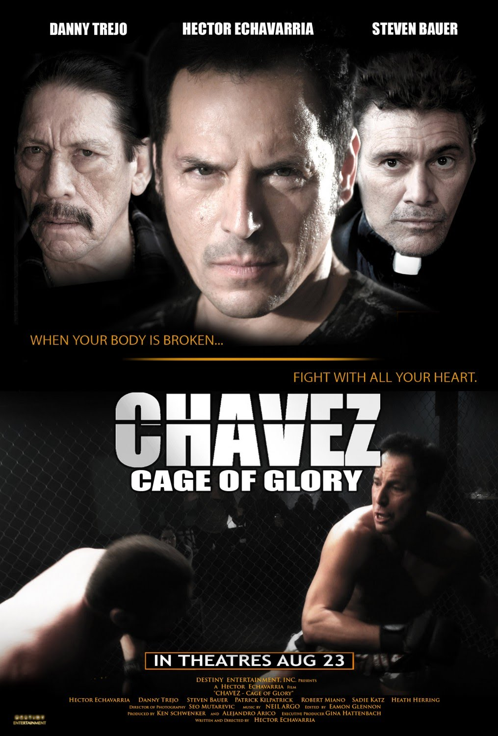Chavez Cage of Glory openload watch