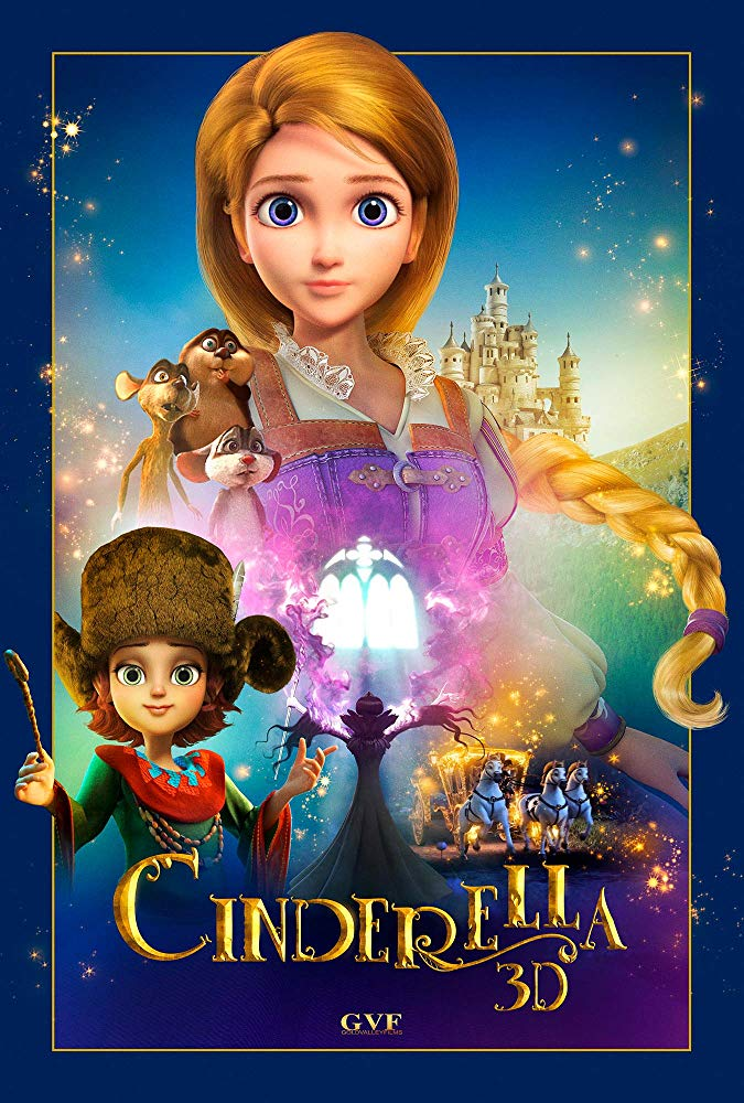 Cinderella and the Secret Prince | newmovies