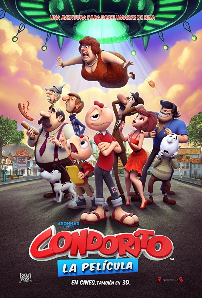 Watch Movie Condorito The Movie