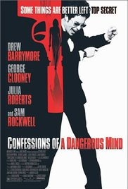 Confessions of a Dangerous Mind Movie HD watch