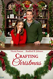 Crafting Christmas movietime title=