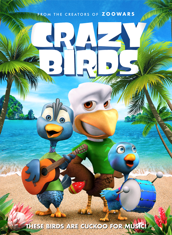 Watch Crazy Birds