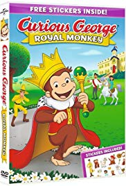 Watch Movie Curious George Royal Monkey