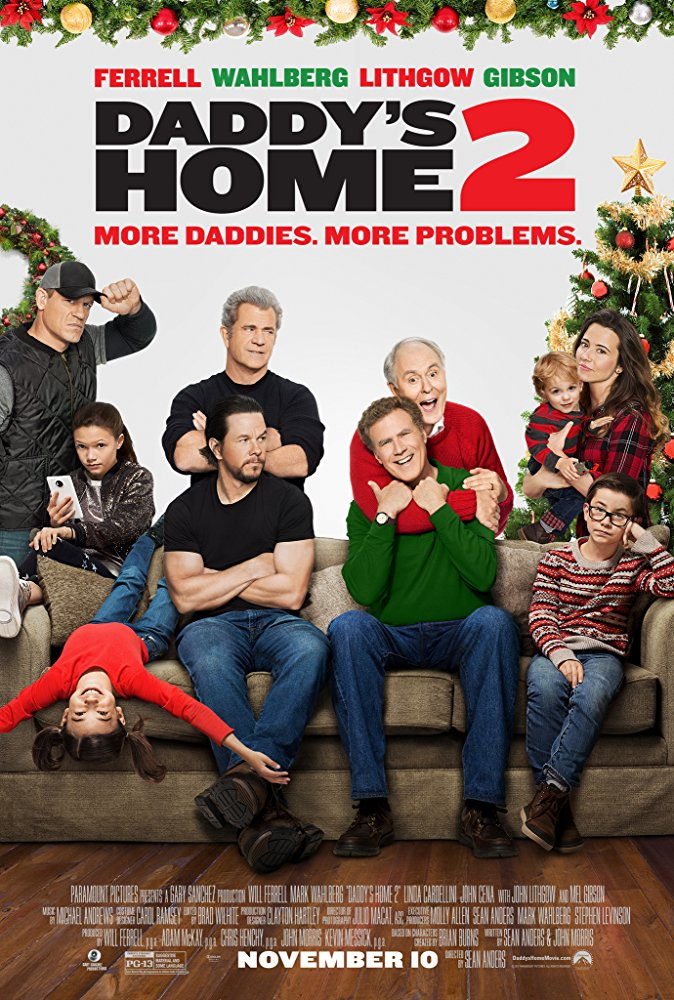 Watch Movie Daddys Home 2