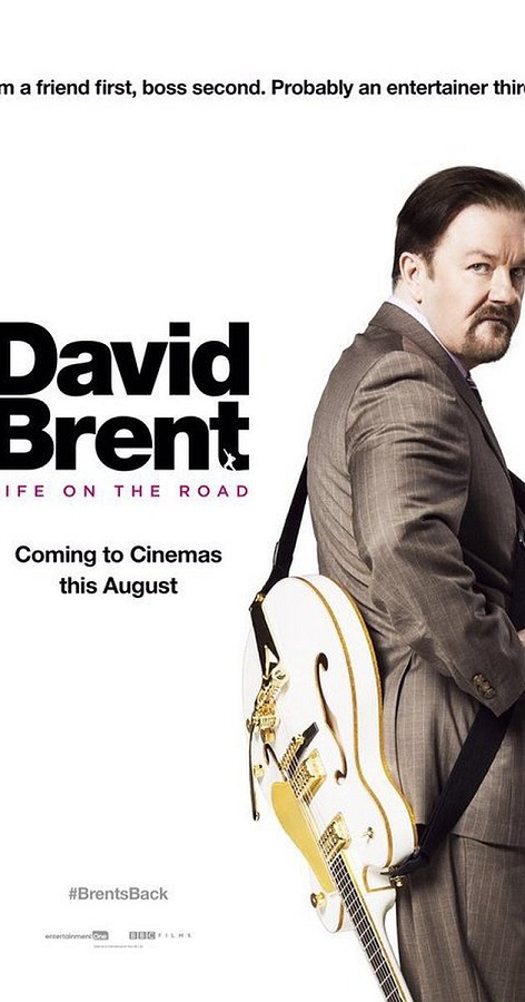Watch Movie David Brent Life on the Road
