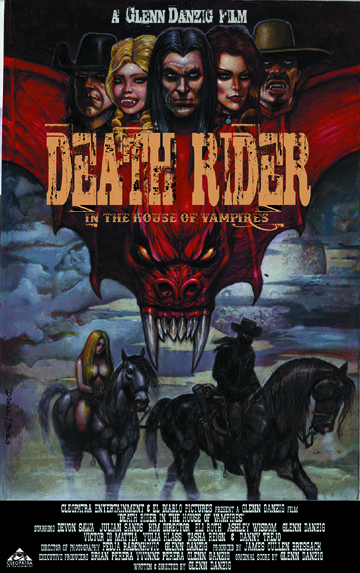 Watch Movie Death Rider in the House of Vampires