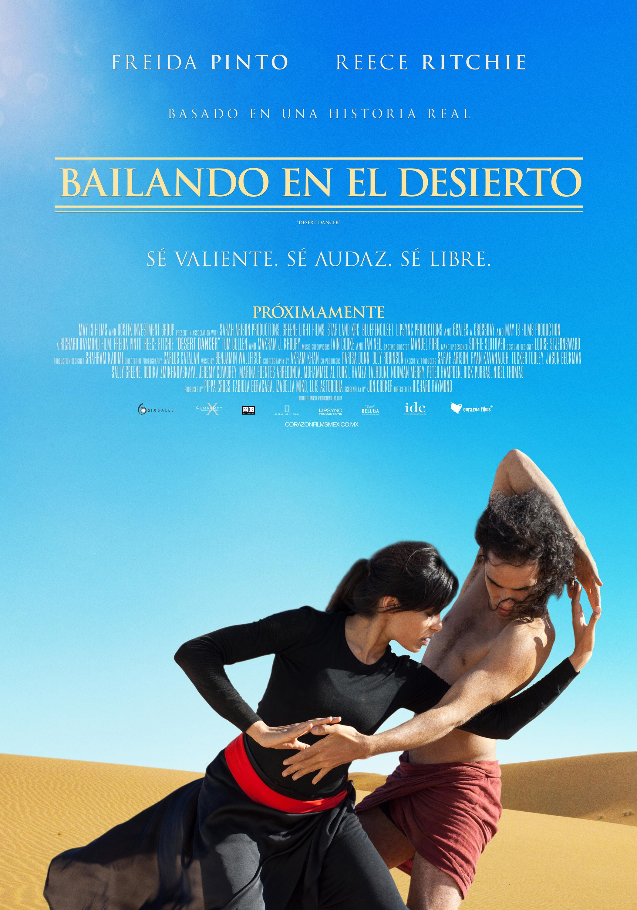 Desert Dancer openload watch