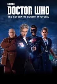 """Watch Movie """"Doctor Who"""" The Return of Doctor Mysterio"""